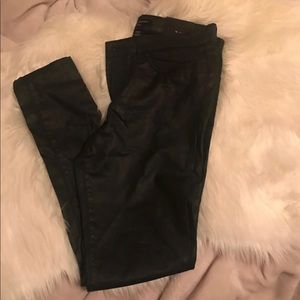 Brand new banana republic black jeggings